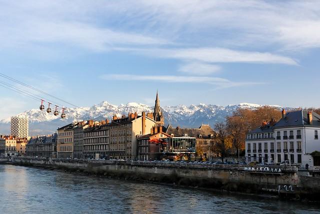 5 raisons qui font de Grenoble une ville écolo