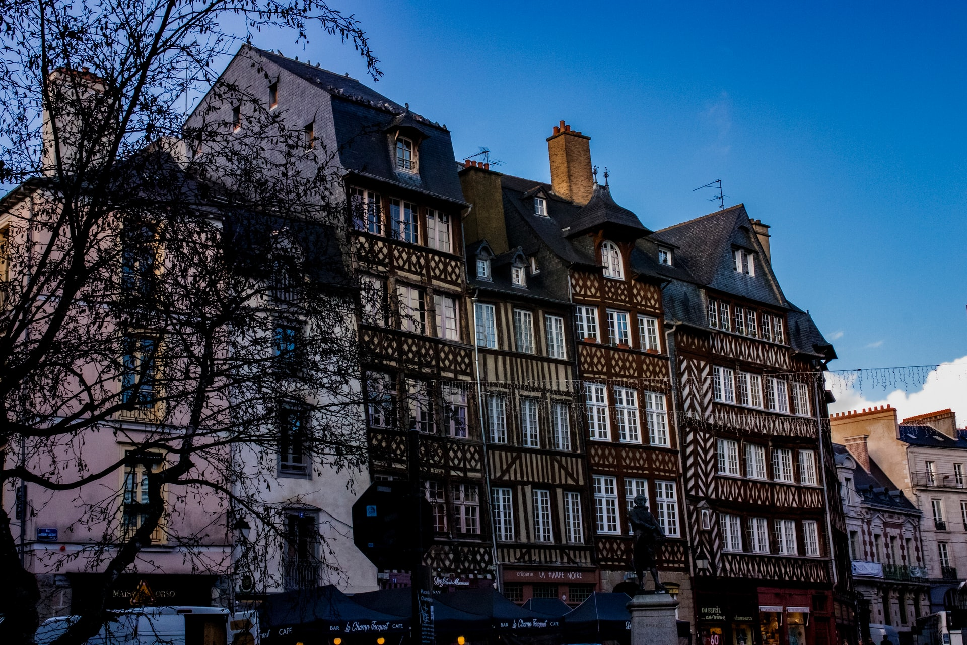 Partir vivre à Rennes